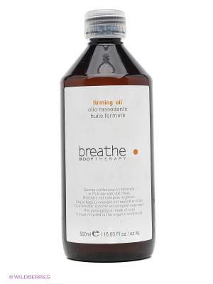 Укрепляющее масло для избавления от растяжек. Breathe. Цвет: прозрачный