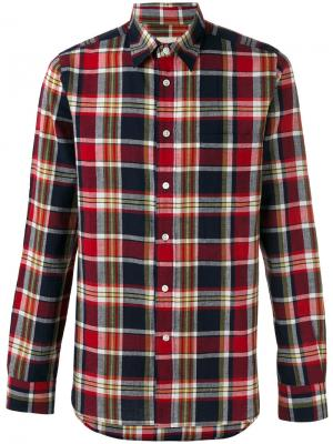 Checked shirt Bellerose. Цвет: синий