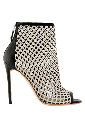 Ankle boots Grey Mer. Цвет: black, white
