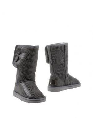 Полусапоги и высокие ботинки AUSTRALIA LUXE COLLECTIVE. Цвет: серый