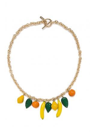 Колье 135354 Nach Jewellery. Цвет: разноцветный