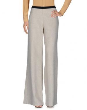 Повседневные брюки ..,MERCI. Цвет: слоновая кость
