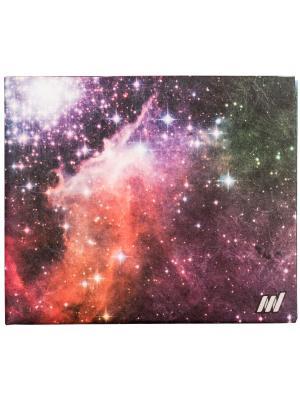 New  Universe wallet. Цвет: фиолетовый