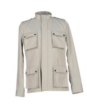 Куртка MM BY MARIOMATTEO. Цвет: бежевый