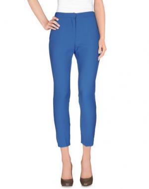 Повседневные брюки KATIA G.. Цвет: пастельно-синий
