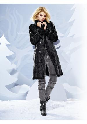 Пальто B.C. BEST CONNECTIONS. Цвет: черный