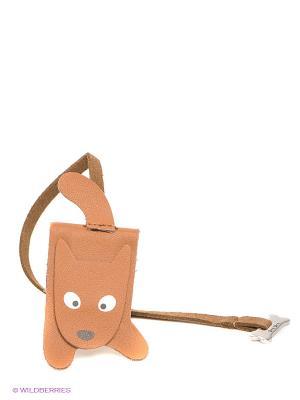 Закладка для книг Pets@work. Цвет: светло-коричневый