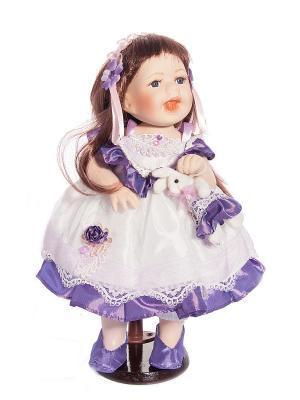 Кукла коллекционная Влада Русские подарки. Цвет: белый, черный, бежевый