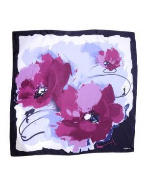 Платок UNGARO. Цвет: пурпурный