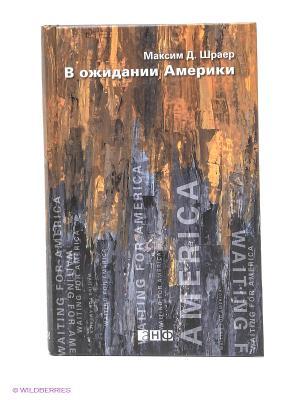 В ожидании Америки Альпина нон-фикшн. Цвет: темно-синий
