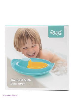 Игрушки для ванны Quut. Цвет: голубой