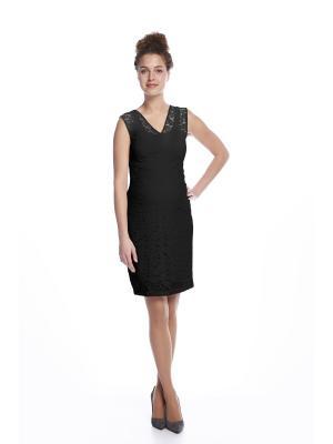 Платье кружевное без рукавов Queen Mum