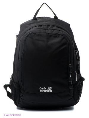 Рюкзак PERFECT DAY Jack Wolfskin. Цвет: черный