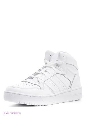 Кроссовки M Attitude Revive W Adidas. Цвет: белый