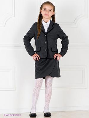 Пиджак SILVER SPOON. Цвет: серый, черный