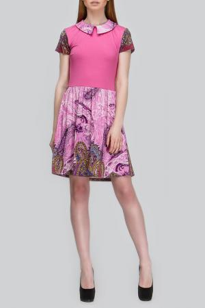 Платье Adelin Fostayn. Цвет: розовый