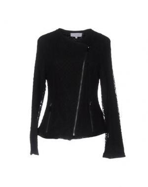 Куртка KORALLINE. Цвет: черный