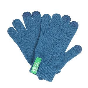 Перчатки  Touch Gloves Dark Blue TrueSpin. Цвет: синий