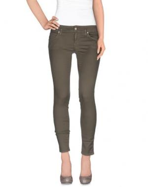 Повседневные брюки TWENTY EASY by KAOS. Цвет: серый