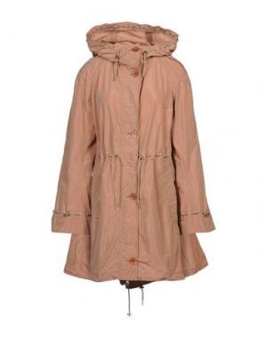 Куртка 313 TRE UNO. Цвет: пастельно-розовый