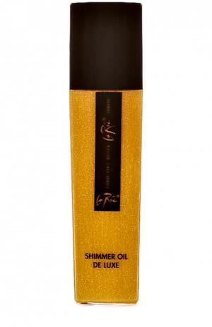 Золотое сухое масло для тела La Ric. Цвет: бесцветный