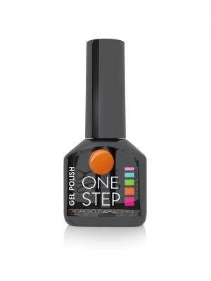 Однофазный гель-лак One Step №48, 6 мл GIORGIO CAPACHINI. Цвет: оранжевый