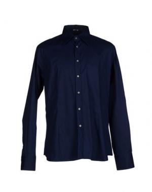 Pубашка S_D SIDE. Цвет: темно-синий