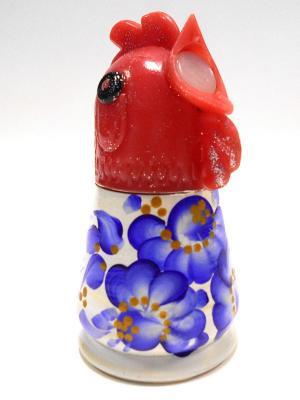 Солонка - Петушок белый Taowa. Цвет: белый