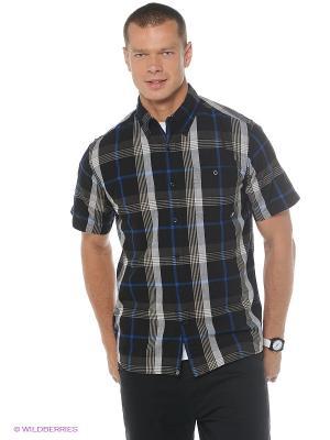 Рубашка SUNDAY PLAID WOVEN JSLV. Цвет: черный