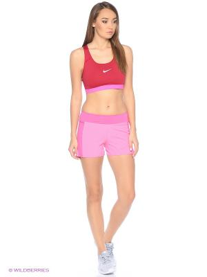 Шорты BASELINE SHORT Nike. Цвет: розовый