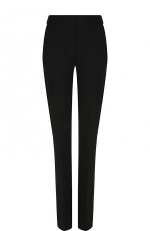Однотонные расклешенные брюки со стрелками Victoria by Beckham. Цвет: черный