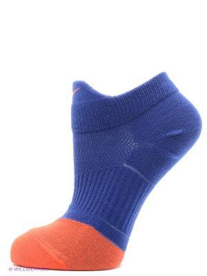 Носки, 3 пары NIKE 3PPK DRI-FIT LGHTWT HI-LO. Цвет: белый, красный, фиолетовый