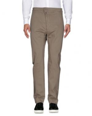Повседневные брюки LE CASUAL DE MARITHÉ + FRANÇOIS GIRBAUD. Цвет: серый