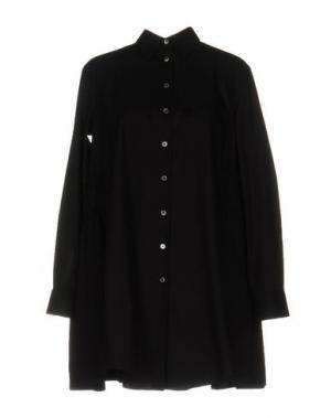 Короткое платье JOURDEN. Цвет: черный