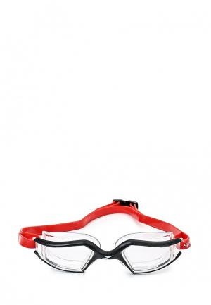 Очки для плавания Speedo. Цвет: черный