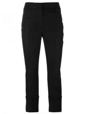 Узкие брюки Dorothee Schumacher. Цвет: чёрный