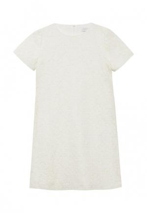 Платье Letty. Цвет: белый