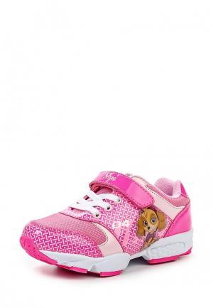 Кроссовки Kakadu. Цвет: розовый