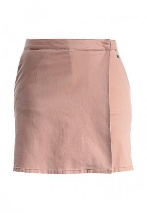 Юбка-шорты Escada Sport. Цвет: розовый