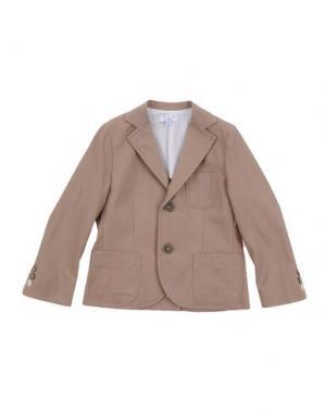 Пиджак ALETTA. Цвет: хаки