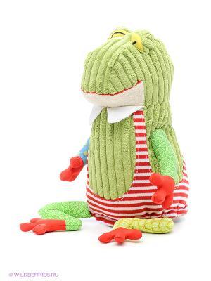 Игрушка Лягушонок Deglingos. Цвет: светло-зеленый