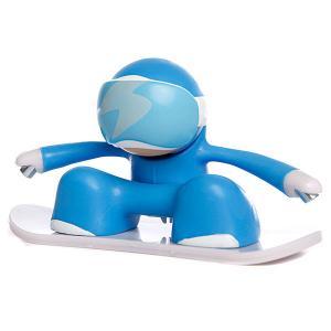 Разное  Snowboarder Blue Chuckbuddies. Цвет: синий