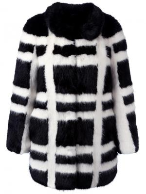 Куртка Edith Shrimps. Цвет: чёрный