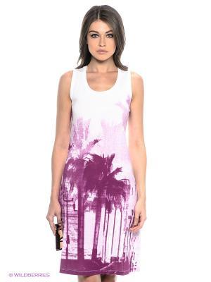 Платье LERROS. Цвет: лиловый