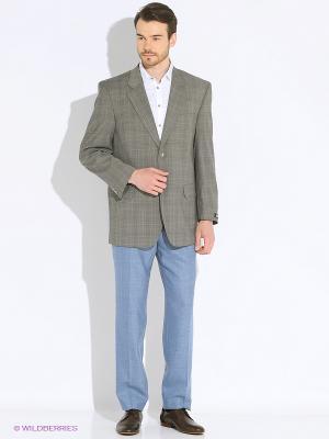 Пиджак БТК. Цвет: серый