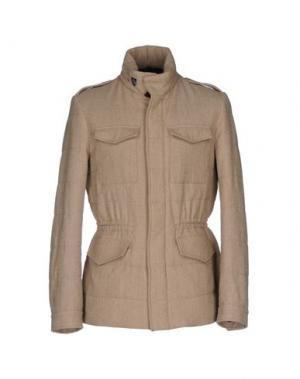 Куртка AQUARAMA. Цвет: песочный