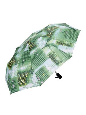 Зонт NUAGES. Цвет: зеленый