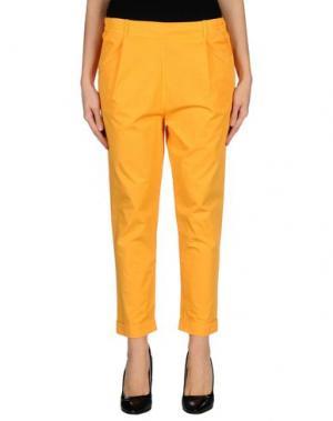 Повседневные брюки ALYSI. Цвет: оранжевый