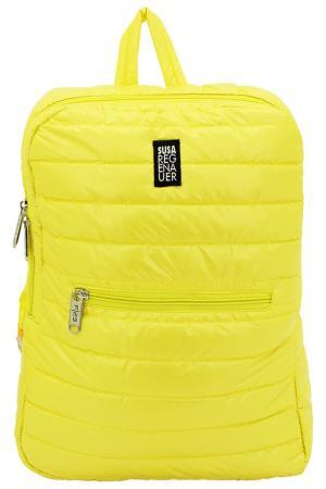 Рюкзак F|23. Цвет: желтый