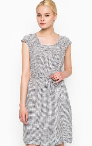 Платье Cinque. Цвет: синий